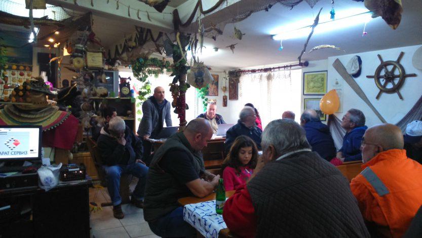 """В рибарското селище """"Ченгене скеле"""" се проведе обществено обсъждане на Стратегията за местно развитие"""