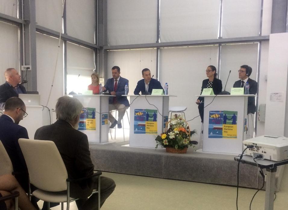 МИРГ Бургас-Камено участва в Регионален граждански диалог