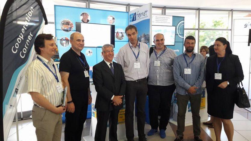 Среща на представителите на МИРГ в България и Европа