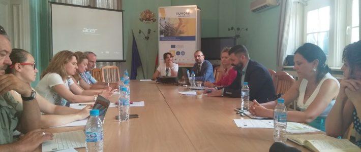 МИРГ Бургас-Камено взе участие в информационна среща на ПМДР, относно мярка 6.3