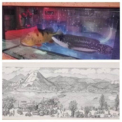 """Живата експозиция """"Зарибяващо"""" в КЦ """"Морско Казино"""" и графиките на Антал Ревес в галерия """"Георги Баев"""" Ви очакват"""
